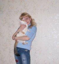 Светлана Долгова, 6 апреля 1985, Ульяновск, id25800299